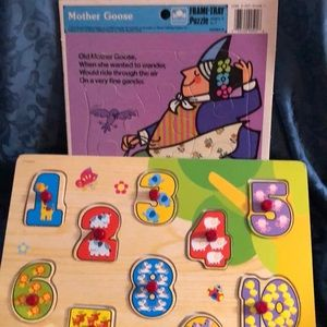 Two children's puzzles